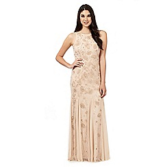 Debut - Madeline Rose sequin embellished evening dress