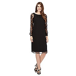 Debut - Black sequin tunic dress