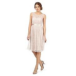 Debut - Pink lace dress
