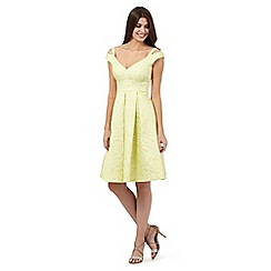 Debut - Lime prom dress
