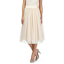 No. 1 Jenny Packham - Rose tulle skirt