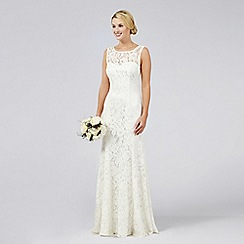 Debut - Ivory lace 'Elaine' wedding dress