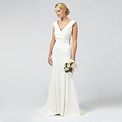 Debut - Samantha Satin Bridal Dress