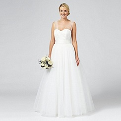 Ben De Lisi Occasion - Ivory 'Princess' wedding dress