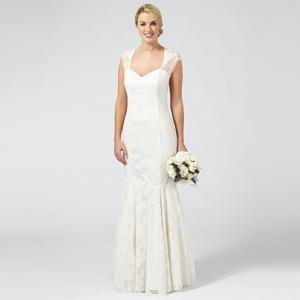 Ben De Lisi Occasion Ivory 'lorelei' Wedding Dress
