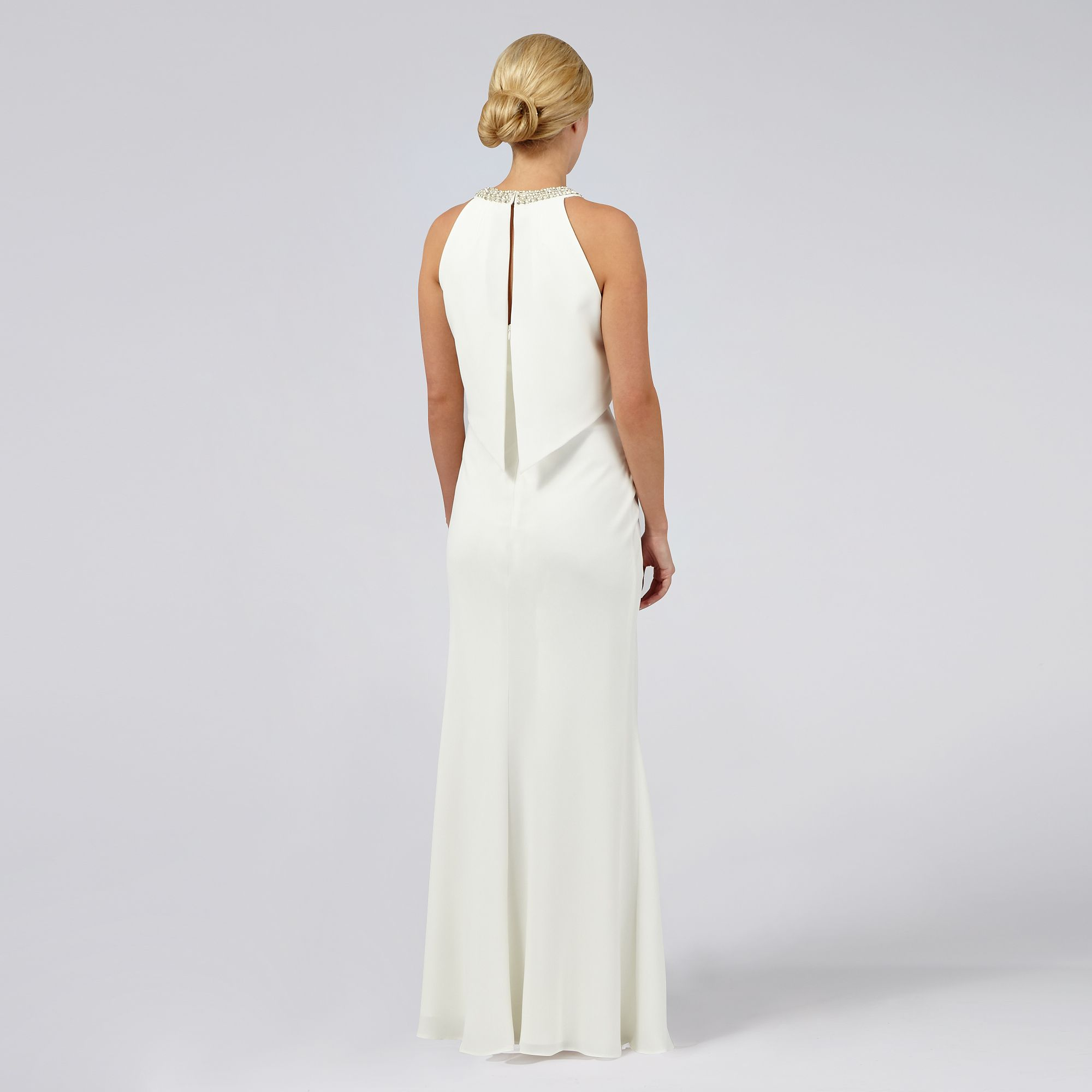Ben De Lisi Occasion Womens Ivory 'Serena' Wedding Dress