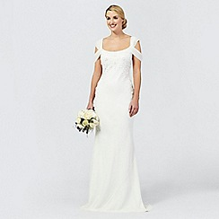 Ben De Lisi Occasion - Ivory 'Julianne' wedding dress