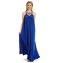 Ariella London - Blue 'Tilda' maxi dress
