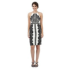 Debut - Ivory lace shift dress