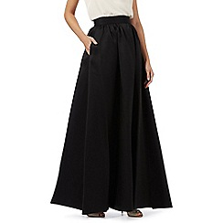 No. 1 Jenny Packham - Black 'Belle Ball' gown skirt