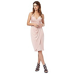 Butterfly by Matthew Williamson - Light pink cami dress