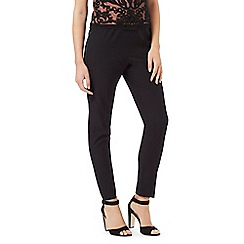 Siren by Giles Deacon - Black tuxedo trousers