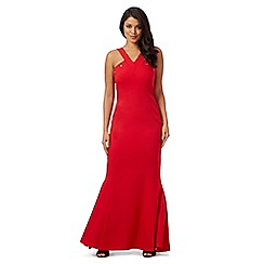 Ariella London - Red 'Nancy' maxi dress