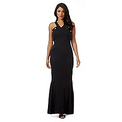 Ariella London - Black 'Nancy' maxi dress