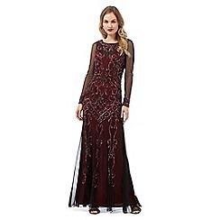 Ariella London - Red 'Fenton' maxi dress