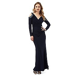 Ariella London - Navy 'Yoko' maxi dress