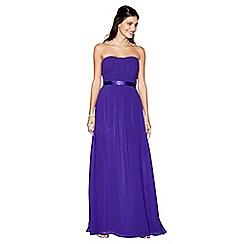 Debut - Purple 'Sophia' bridesmaid dress