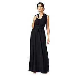 Debut - Black multiway evening dress
