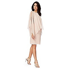 Debut - Light pink 'Thana' shift dress
