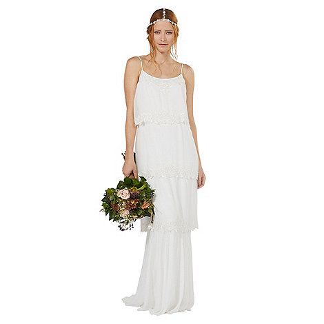 Nine by Savannah Miller - Ivory +Tilly+ wedding dress