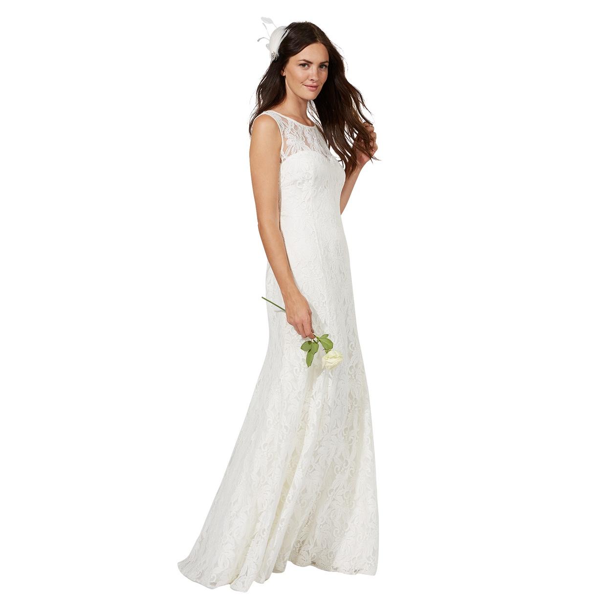 cream - Wedding dresses - Women  Debenhams