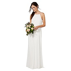Ben De Lisi Occasion - Ivory embellished 'Adone' wedding dress