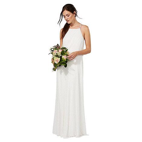 Ben De Lisi Occasion - Ivory +Adone+ beaded bridal dress