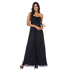 Debut - Navy blue 'Sophia' evening dress