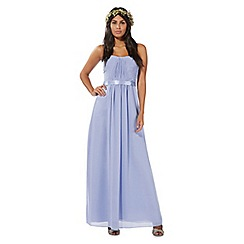 Debut - Light blue 'Sophia' evening dress