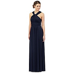 Debut - Navy multiway evening dress