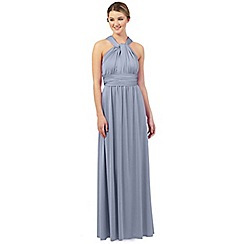 Debut - Pale blue multiway maxi dress