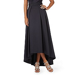 Debut - Navy pleated skirt
