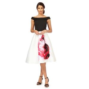 Debut Multi-coloured 'Miami' prom dress
