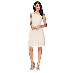 Debut - Pale pink 'Rochelle' shift dress