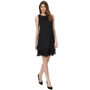 Debut Black 'Rochelle' beaded dress