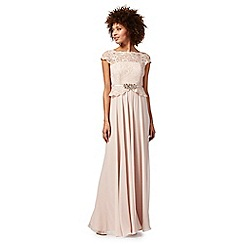 No. 1 Jenny Packham - Light pink 'Selena' evening dress
