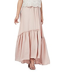 No. 1 Jenny Packham - Pink tiered skirt