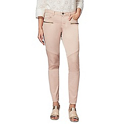 Nine by Savannah Miller - Pale pink skinny jeans