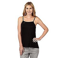 Nine by Savannah Miller - Black camisole vest