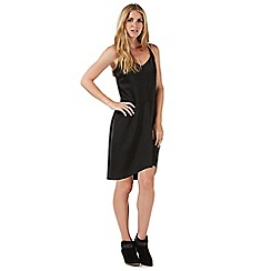 Nine by Savannah Miller - Black camisole style dress