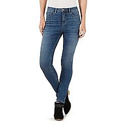 Nine by Savannah Miller - Rinse wash skinny jeans