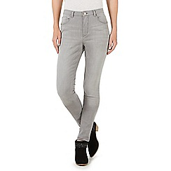 Nine by Savannah Miller - Grey skinny jeans