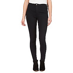 Nine by Savannah Miller - Black super-stretch jeggings