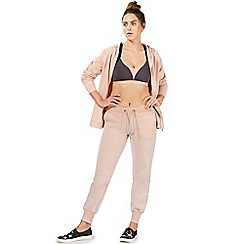 Nine by Savannah Miller - Light pink sweat bottoms