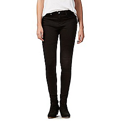 Nine by Savannah Miller - Black skinny jeans