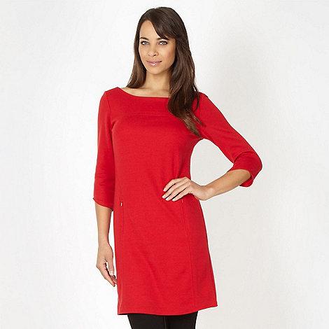 J by Jasper Conran - Designer red tunic dress