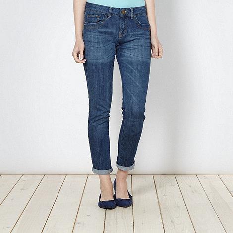 J by Jasper Conran - Designer blue slim leg jeans