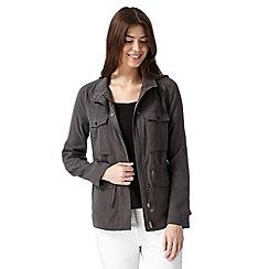 J by Jasper Conran - Designer khaki pocket jacket