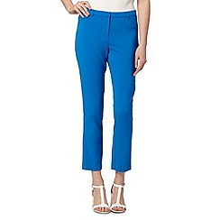 J by Jasper Conran - Designer bright blue tailored trousers
