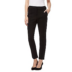 J by Jasper Conran - Black ponte trousers